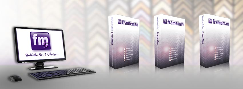 The Ideal Picture Framing Pricing Software
